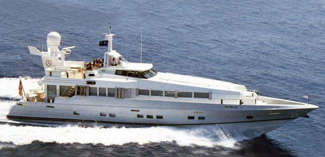 Highline Charter Yacht - 2