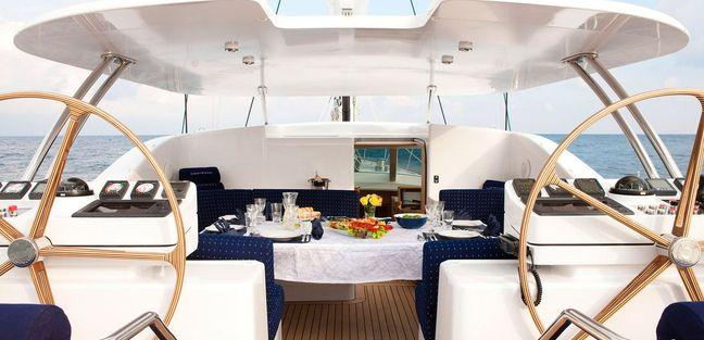 Nostromo Charter Yacht - 3