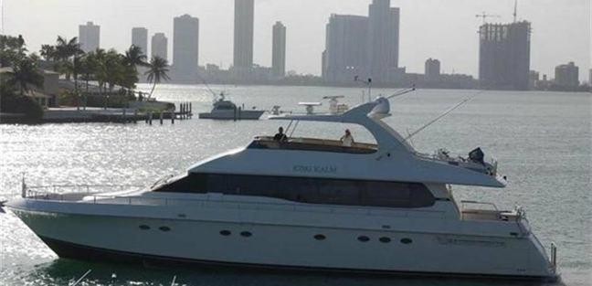 King Kalm Charter Yacht - 2