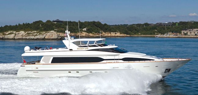 Ana's Inspiration Charter Yacht