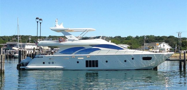 Own the Night Charter Yacht - 3