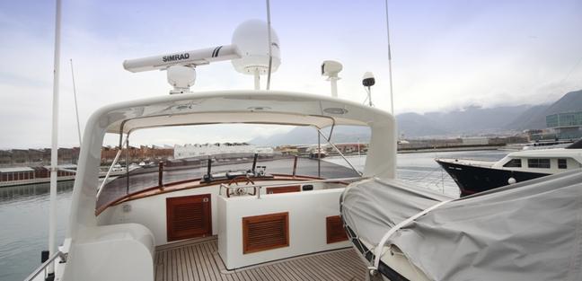 Hathor Charter Yacht - 4