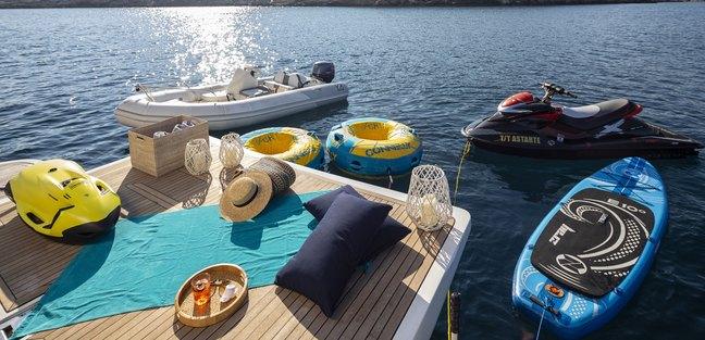Astarte Charter Yacht - 5