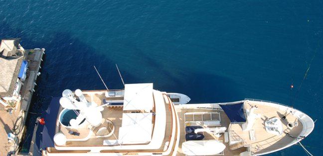 Big Aron Charter Yacht - 3
