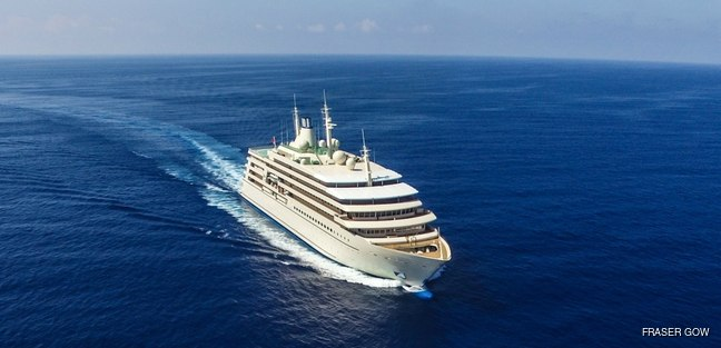 Fulk Al Salamah Charter Yacht - 2