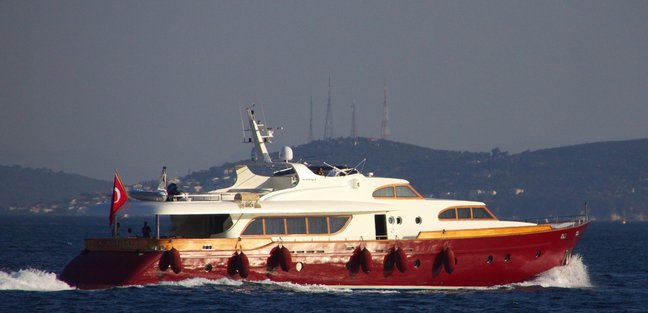 Mirage S Charter Yacht - 3