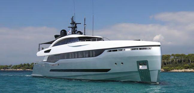 K Charter Yacht - 2