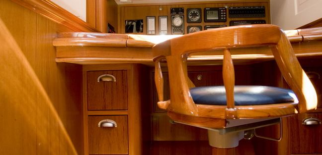 Copihue Charter Yacht - 8