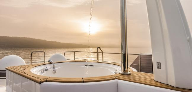 Yvonne Charter Yacht - 2