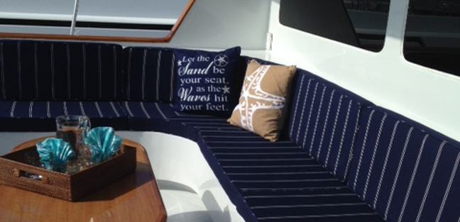 Ms B Haven Charter Yacht - 3