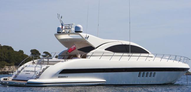 Outside Edge IV Charter Yacht - 3