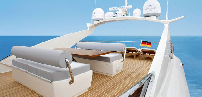 Kisses Charter Yacht - 2