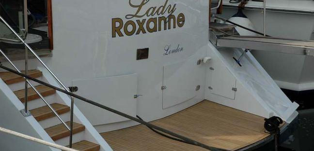 Lady Roxanne Charter Yacht - 5