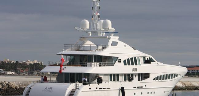 Ray Charter Yacht - 3