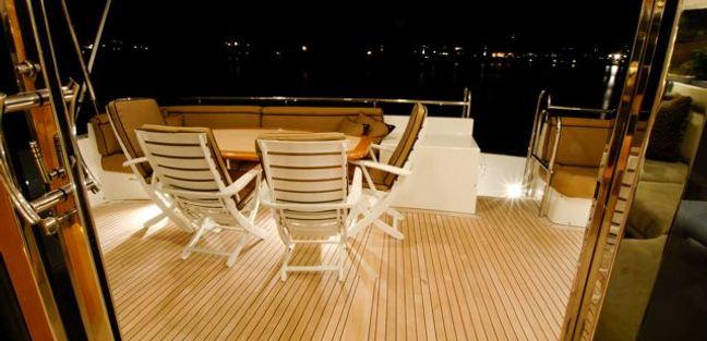 Bad Habit Charter Yacht - 5