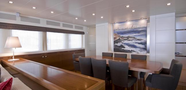 Maca Charter Yacht - 5