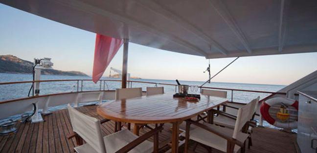 Deramore Charter Yacht - 4