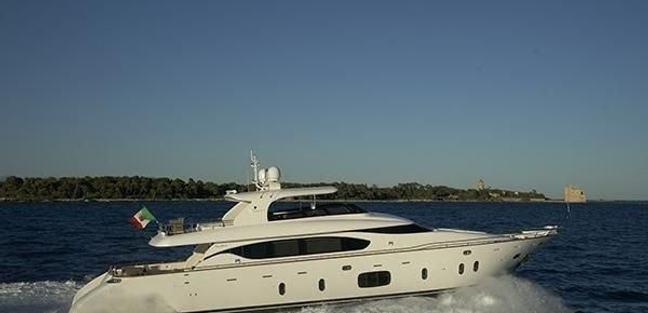 Efficient Propulsion Charter Yacht - 6