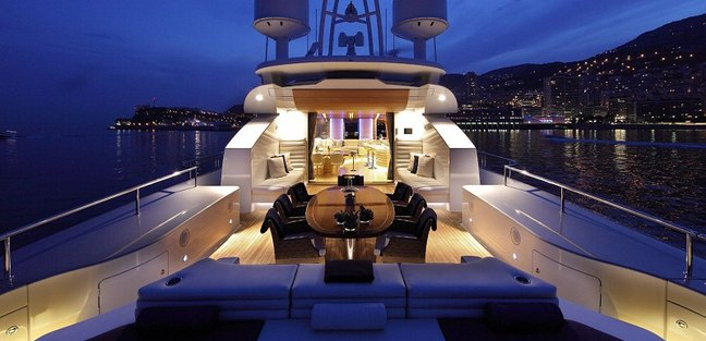 Butterfly Charter Yacht - 3