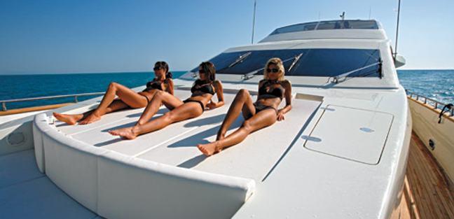 Alrisha Charter Yacht - 4