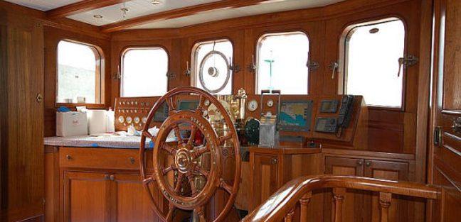 Lady Hertha Charter Yacht - 6