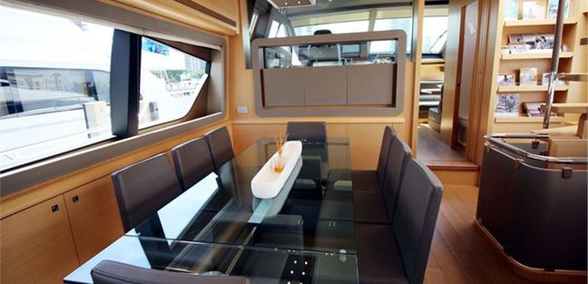 Evolution Charter Yacht - 8