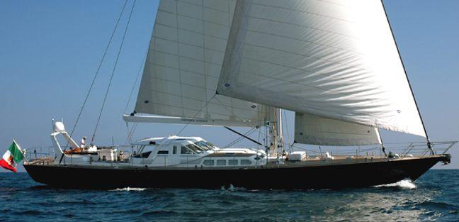 Antares Avance Charter Yacht