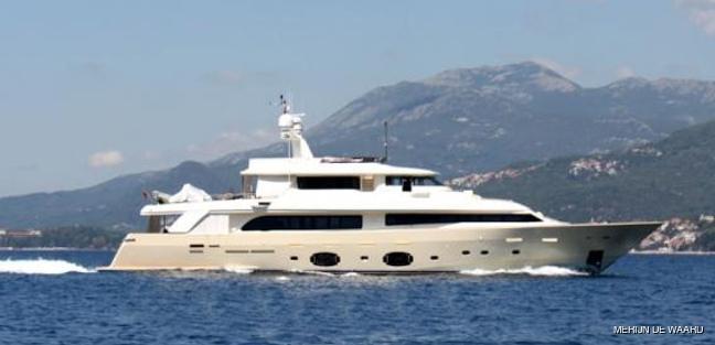 BQ2 Charter Yacht