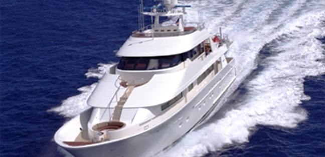 Arms Reach Charter Yacht - 2