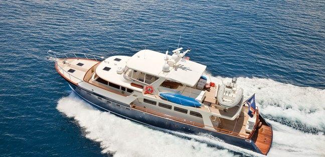 Patagon Charter Yacht - 3