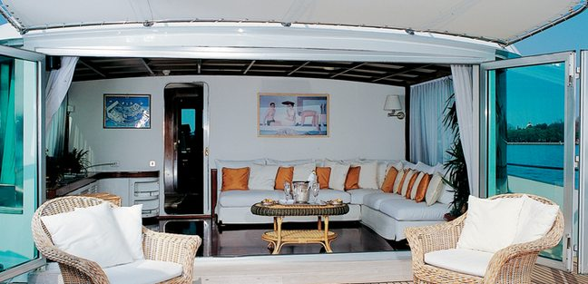 Intuition Lady Charter Yacht - 3