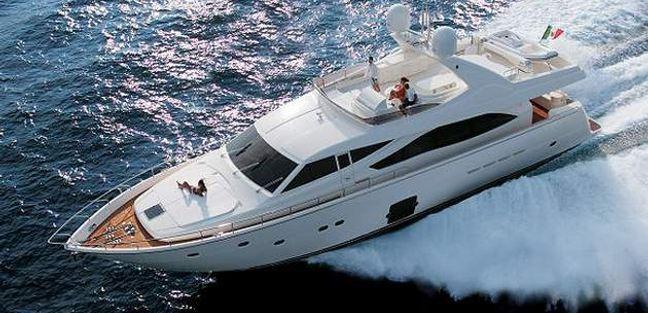 Pantera Charter Yacht