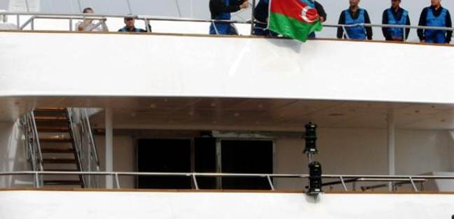 Caspian Star Charter Yacht - 5