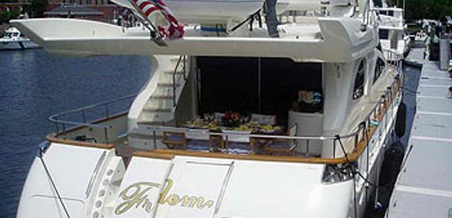 Gods Gift Charter Yacht - 2