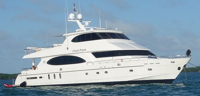 Ossum Dream Charter Yacht
