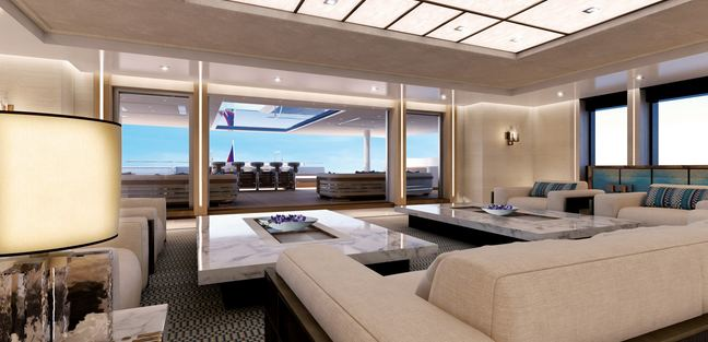 Illusion Plus Charter Yacht - 6