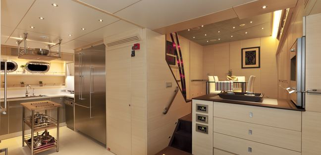 Merlin Charter Yacht - 8
