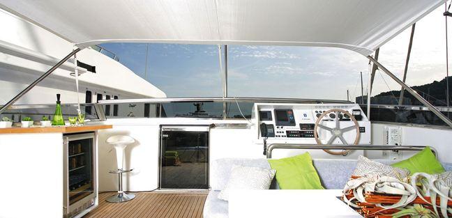 Larathena Charter Yacht - 2