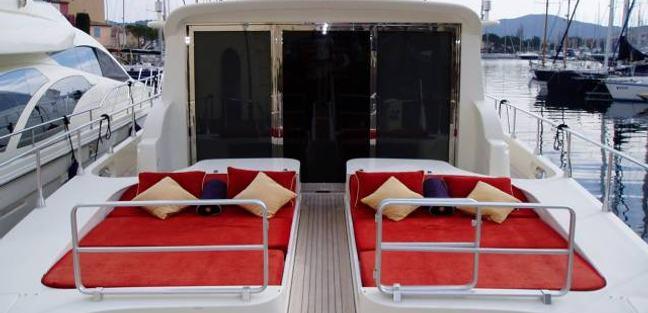 Seven Tatoo Charter Yacht - 3