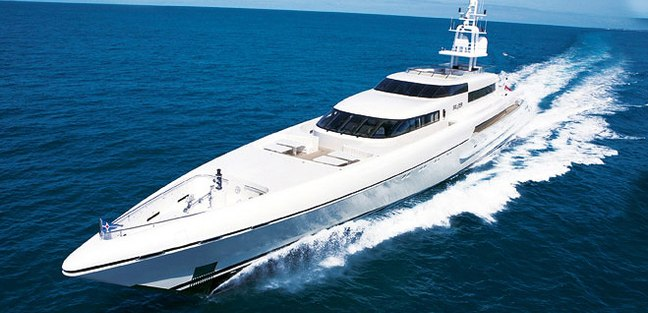 Rabdan Charter Yacht
