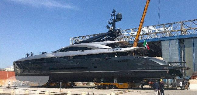Flying Dagger Charter Yacht