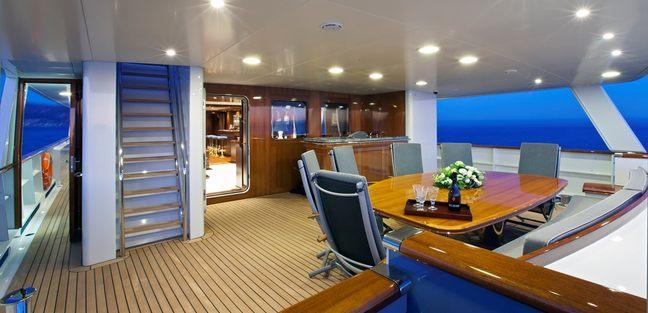 Axantha II Charter Yacht - 4