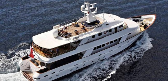 5 Fishes Charter Yacht - 6