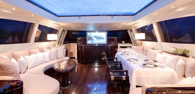 Enzo Charter Yacht - 6