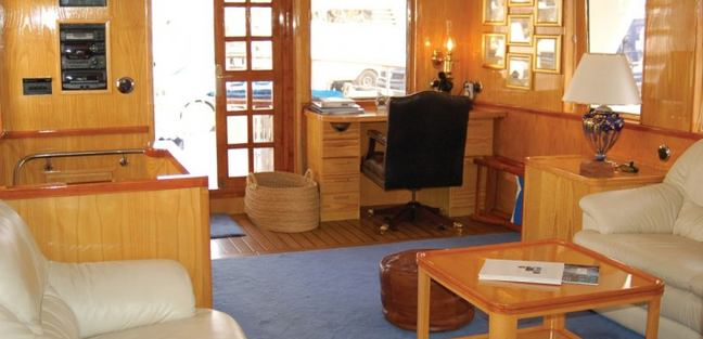 Atlantic Lady Charter Yacht - 6