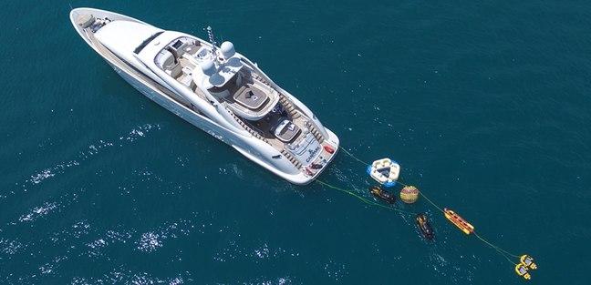 Canpark Charter Yacht