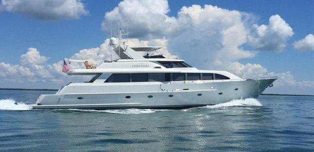Betsy Charter Yacht