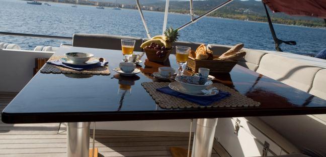 Alexandria Charter Yacht - 4