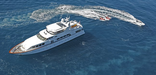Haven Charter Yacht - 3