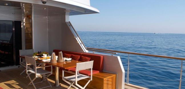 Tempest WS Charter Yacht - 4